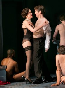 Allison Cook and William Ferguson by Sara Krulwich