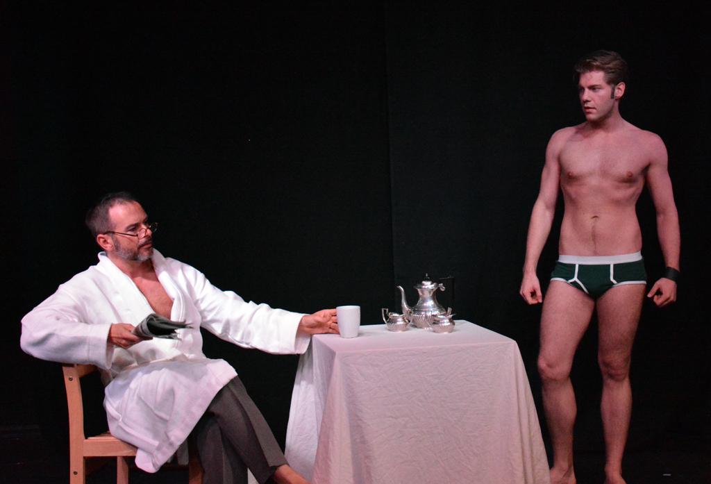 Richard Hefner and Ken Lear