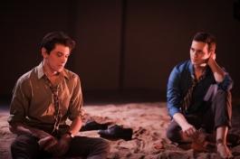 David Armanino as Jordy and Jeff Ronan as Bobby
