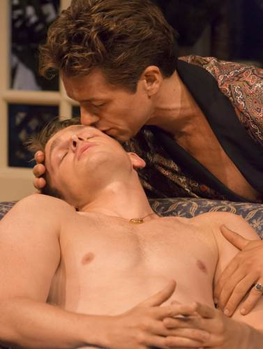 Lewis Reeves Eric and Julian Ovenden